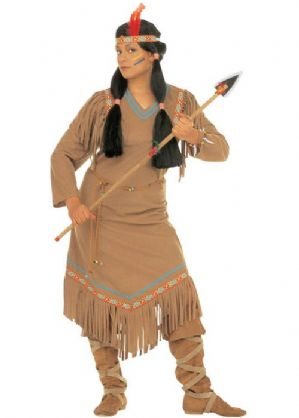 Cheyenne Indian Costume